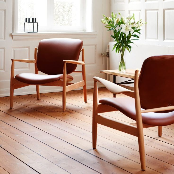 Furniture manufacturer Onecollection relaunched this 1956 chair, which played an important role in the proliferation of Danish design.