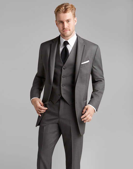 25 cute gray tuxedo wedding ideas on pinterest grey wedding a bank satin edge gray tuxedo wedding tuxedos suit photo junglespirit Choice Image