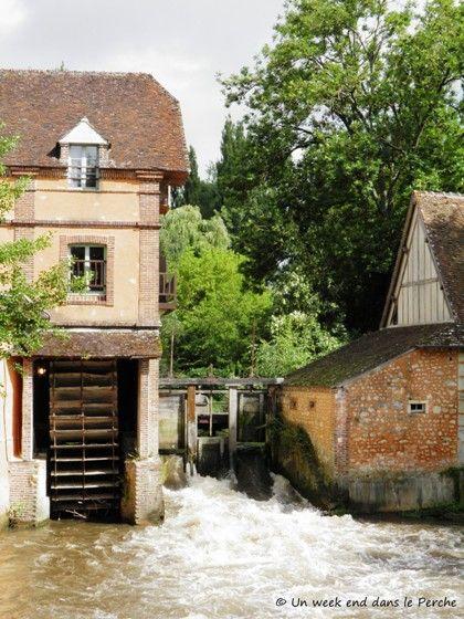 Moulin de Villeray Le Perche