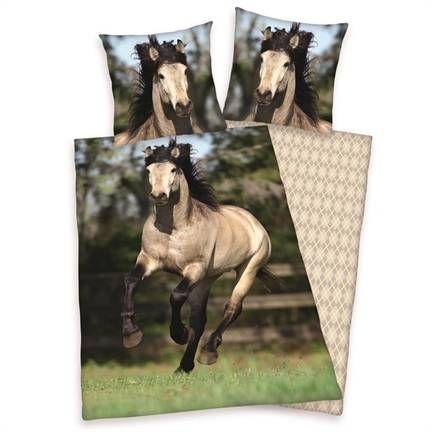 Paard dekbedovertrek
