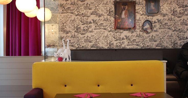 Avec sa terrasse féerique et sa salle plus design qu'une boutique de créateur, La Belle Ronde est vraiment la crêperie la plus sexy de Paris !