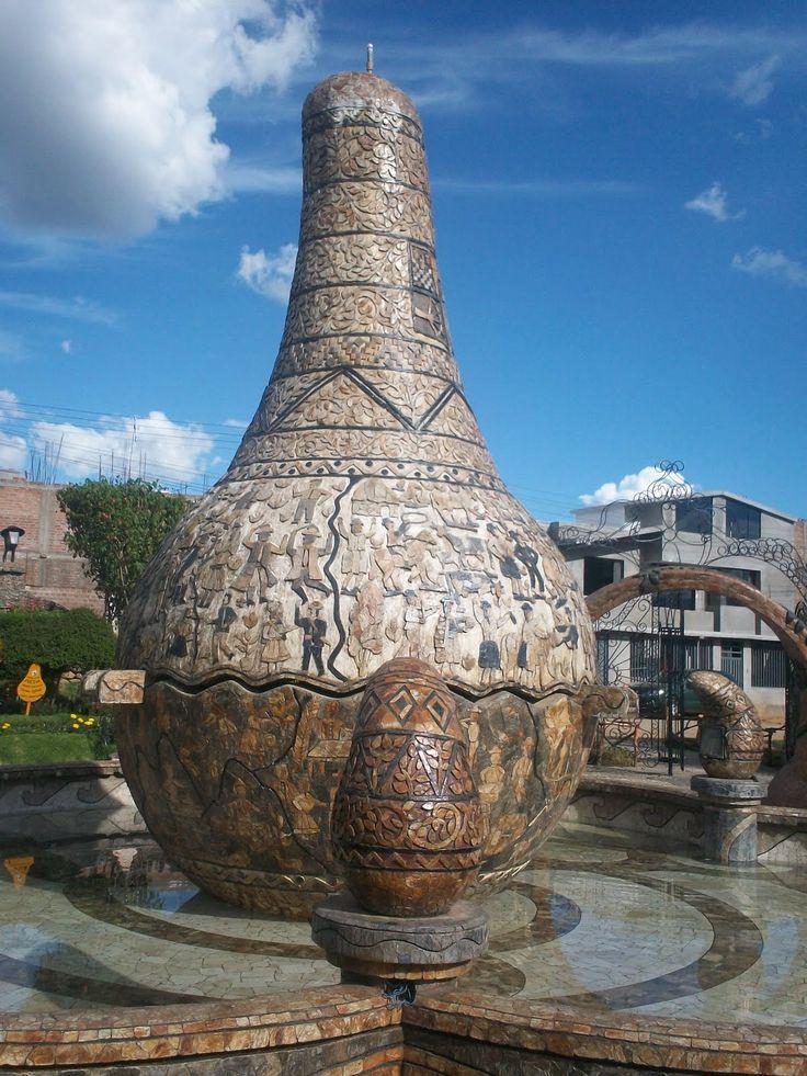 Huancayo, Perú. Para ver ofertas de viaje visita: tamboperutours.com