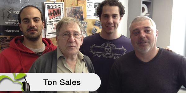 @mossegalapoma podcast 109 – Ton Sales – Dr. Ludo
