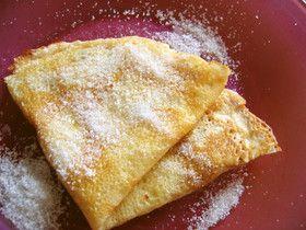 生地がおいしいクレープ by トムすけ [クックパッド] 簡単おいしいみんなのレシピが264万品