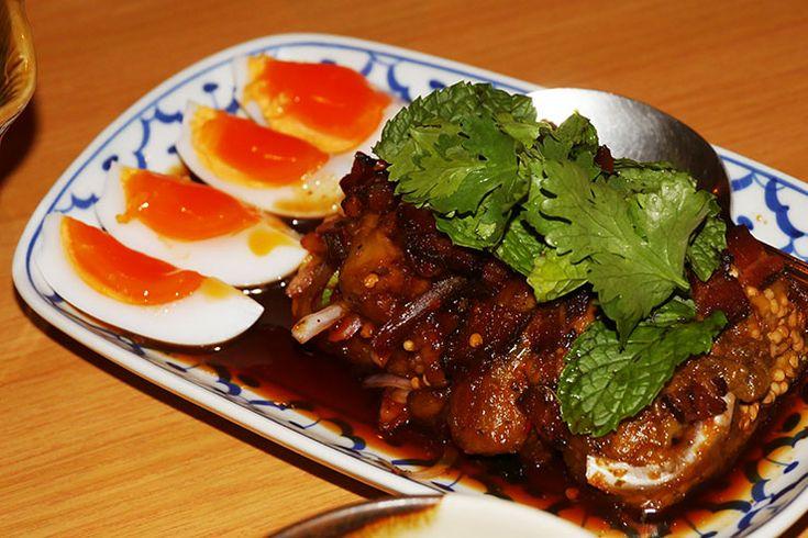 タイ航空がオススメするバンコクのタイ料理レストラン『ソウル フード マハナコーン』