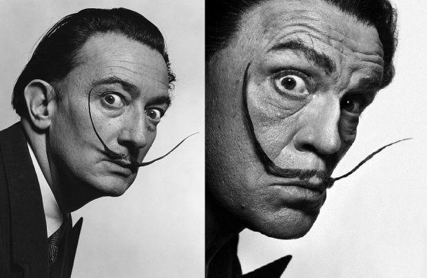Philippe Halsman: Salvador Dalí