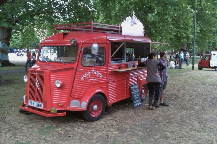 Niagara Cafe Food Truck Menu