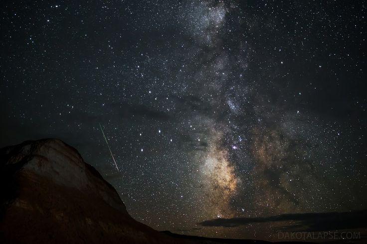 Perseids Meteor Shower 2013