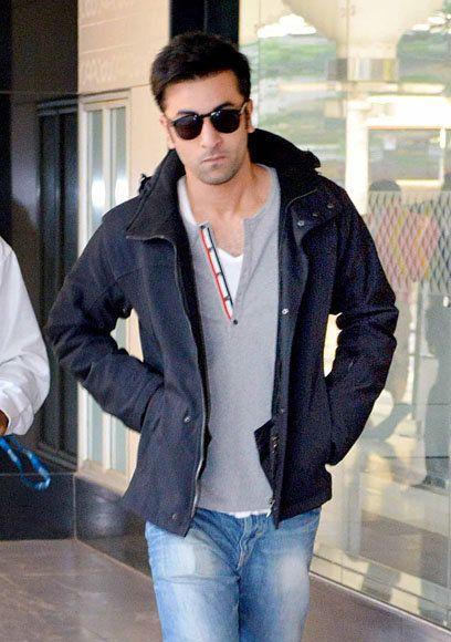 My baby Ranbir Kapoor ♥