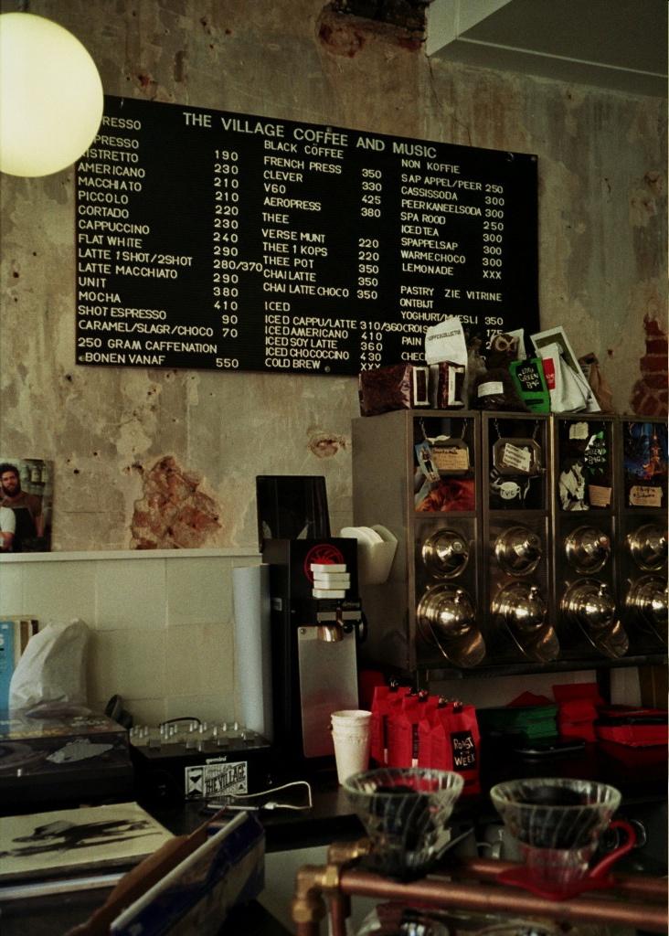 The Village Coffee & Music   Utrecht
