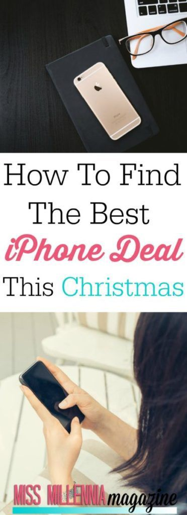 How To Find The Best iPhone Deals This Christmas
