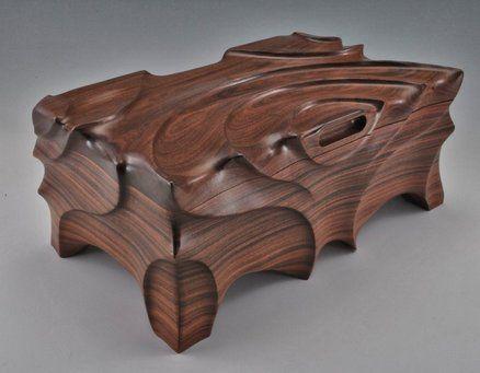 the Rose chest @ lumberjocks