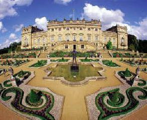 15 best images about capability brown on pinterest for Harewood house garden design