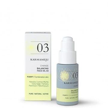 Ansigts olie - Change 03 - til kombineret og hormonel hud