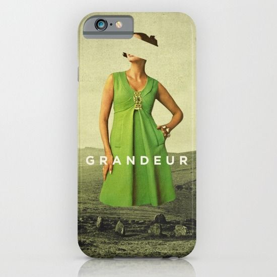 Grandeur iPhone & iPod Case