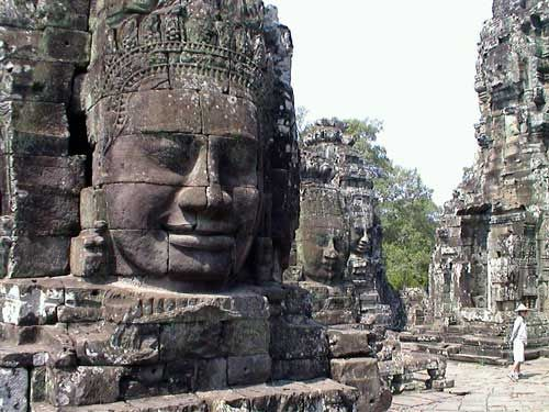 The Walled City of Angkor Thom - #CushTravelBlog #Cambodia #AsiaBlog