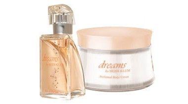 LR dreams by Heidi Klum - Duftset - http://bit.ly/19WAooQ :  Eau de Parfum + Parfümierte Körpercreme + gratis Autogrammkarte