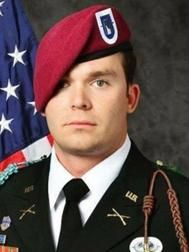 This Memorial Day-- Our soldiers who give up their lives for our freedom hits close to home--Jenna's friend Weston Lee gave his life on 04/29/2017 for our country.