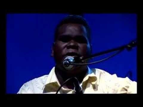 Gurrumul  - Djarimirri (live)