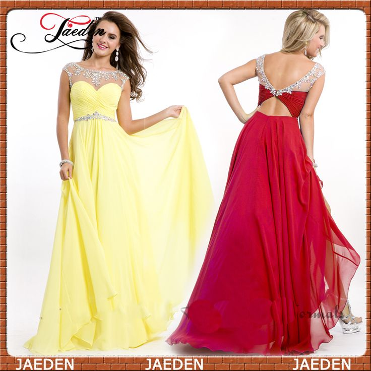 Find More Evening Dresses Information about JP0391 2014 New Free Shipping Strapless Chiffon Prom Gown Long Evening Dresses Gown,High Quality dress swim,China dress thigh Suppliers, Cheap dress 2 from GMBridal on Aliexpress.com