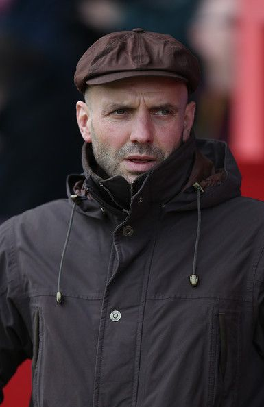Paul Tisdale Photos Photos - Exeter City manager Paul Tisdale looks on prior to the Sky Bet League Two match between Exeter City and Northampton Town at St James Park on January 10, 2015 in Exeter, England. - Exeter City v Northampton Town - Sky Bet League Two