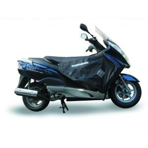 Tablier scooter Termoscud R048 de Tucano Urbano pour Suzuki Burgman 125 jusqu'en 2006