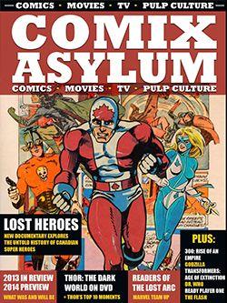 Comix Asylum Issue 5
