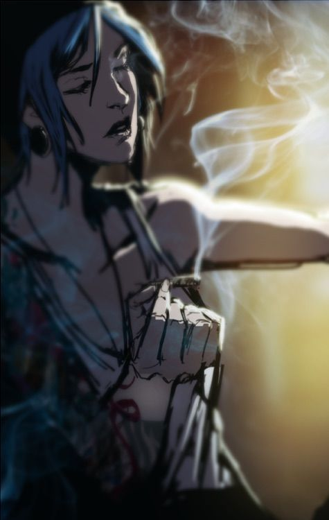 Image via We Heart It http://weheartit.com/entry/204033199 #weed #chloeprice #lifeisstrange