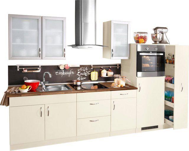 Einbauküche Mit E Geräten