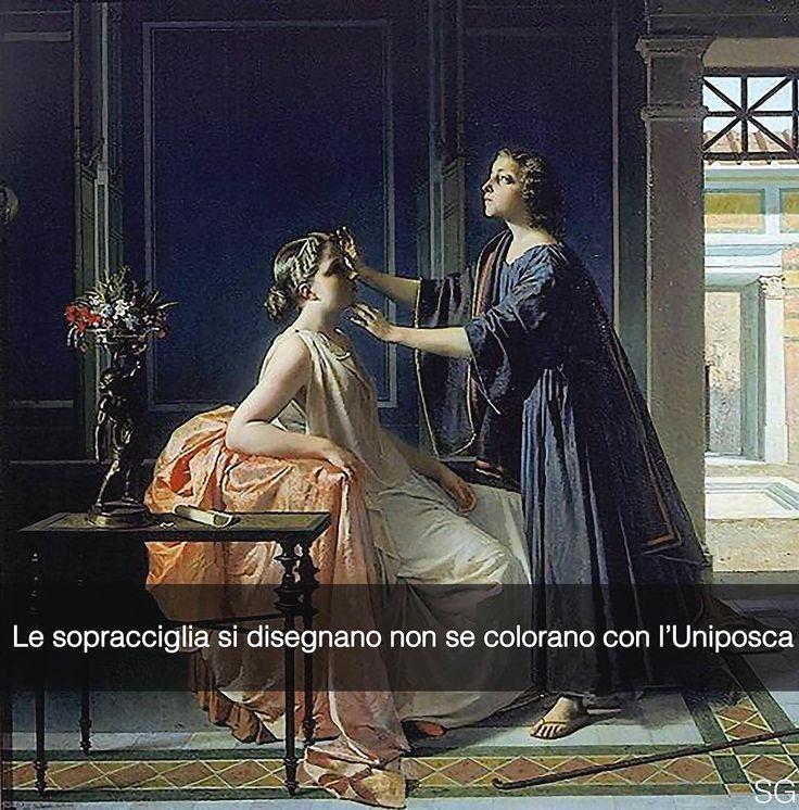 Aggiungimi su Snapchat: stefanoguerrera  Ione e Nidia - Federico Maldarelli (1864) #seiquadripotesseroparlare  #stefanoguerrera