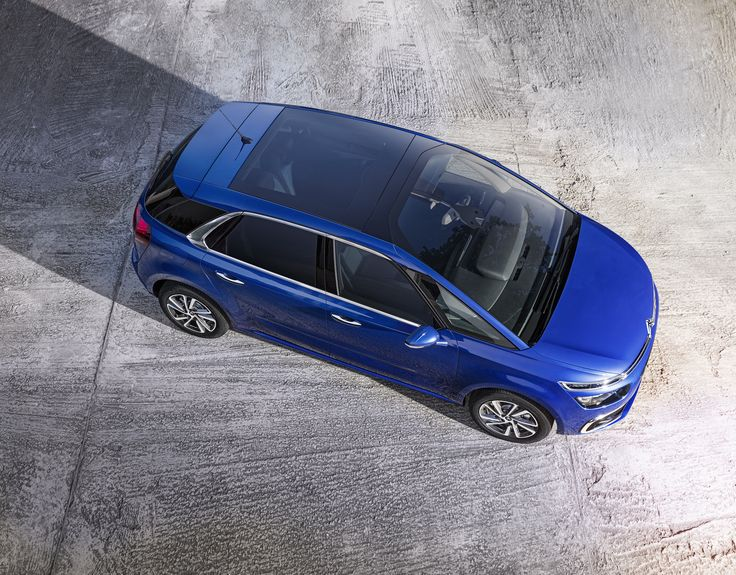 New #CitroënC4Picasso