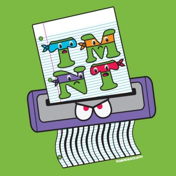 David & Goliath: Ninjas Turtles, Ninjas 3D, Turtles Power, Lol Funnies, Teenage Mutant Ninja Turtles, Too Funnies, Tmnt 3, Tmnt Funnies, Teenagers Mutant Ninjas