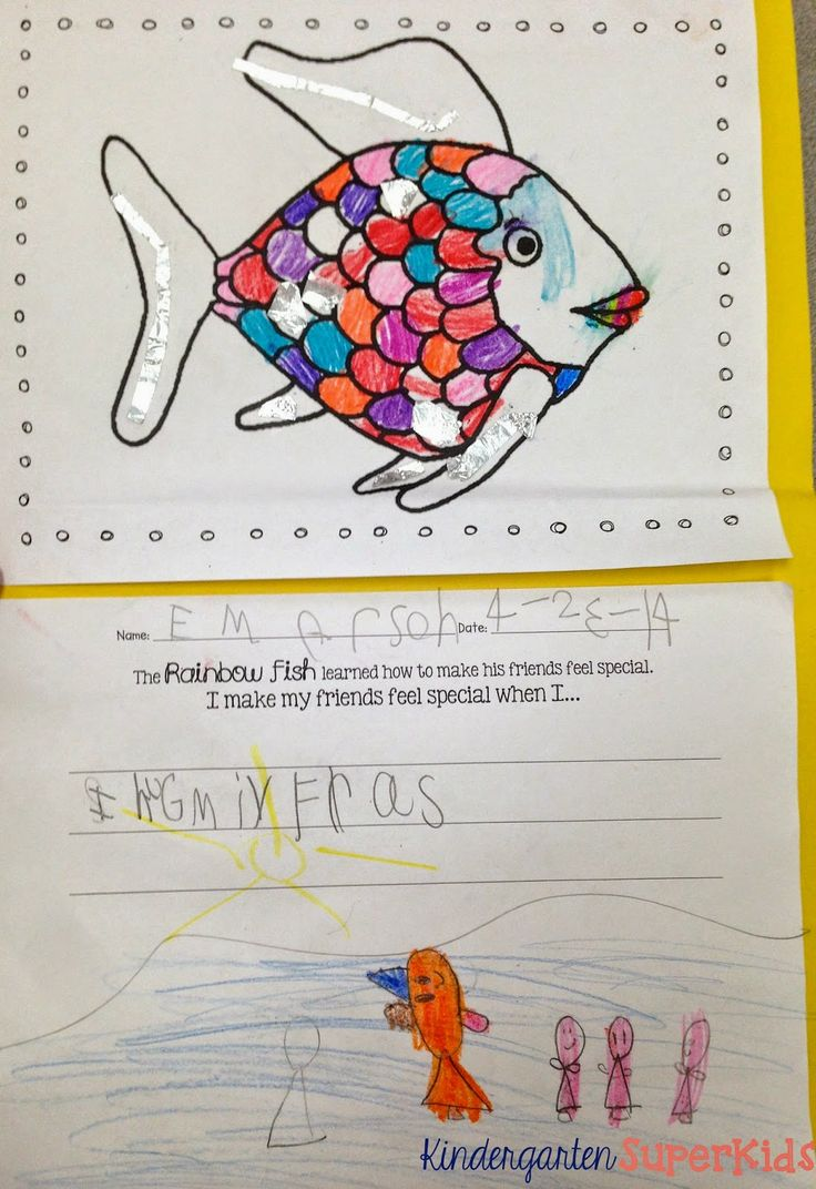 best 25 rainbow fish story ideas that you will like on pinterest