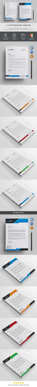 Letterhead - Stationery Print Templates Download here:https://graphicriver.net/item/letterhead/19939021?https://graphicriver.net/item/letterhead/19940111?ref=classicdesignp