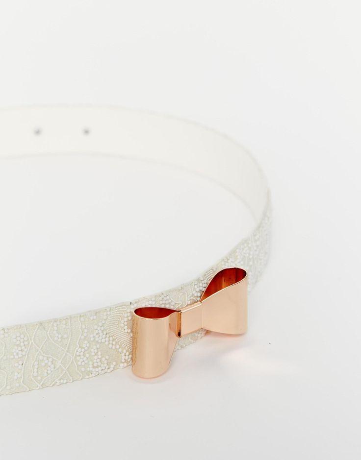 Image 4 ofASOS Caviar Bow Waist Belt