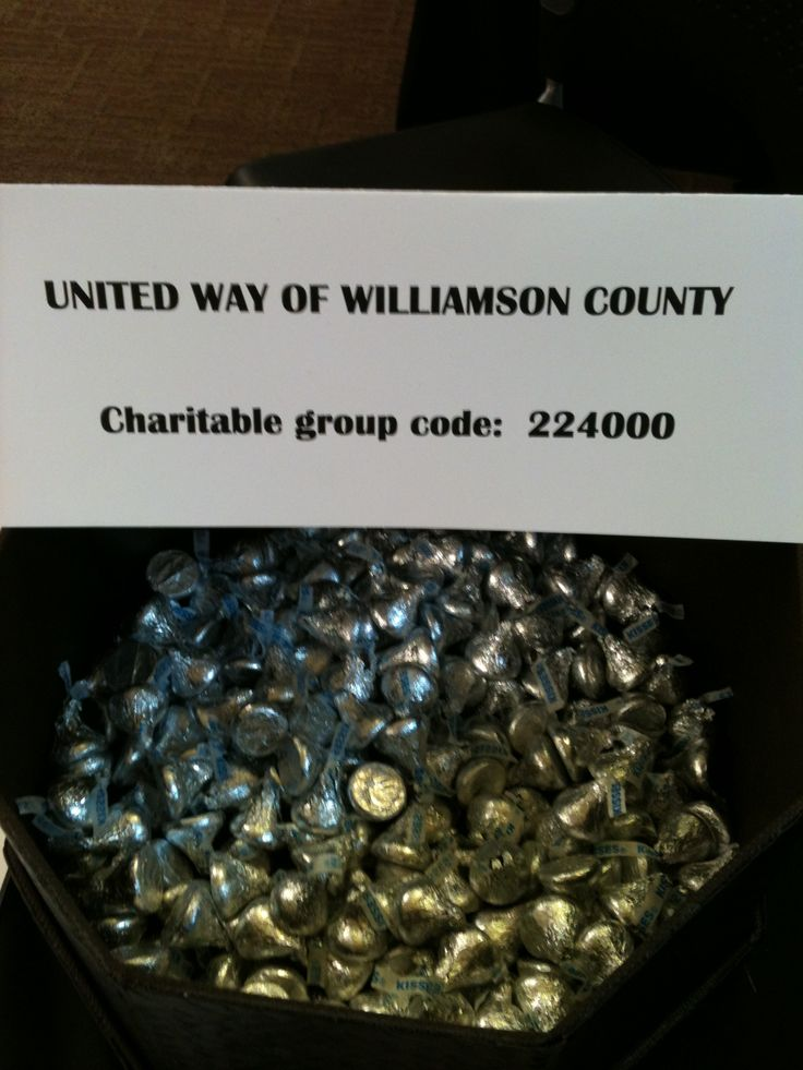 united way of williamson county secc campaign code is 224000