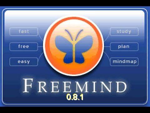 Créer une carte mentale avec Freemind logiciel gratuit - YouTube