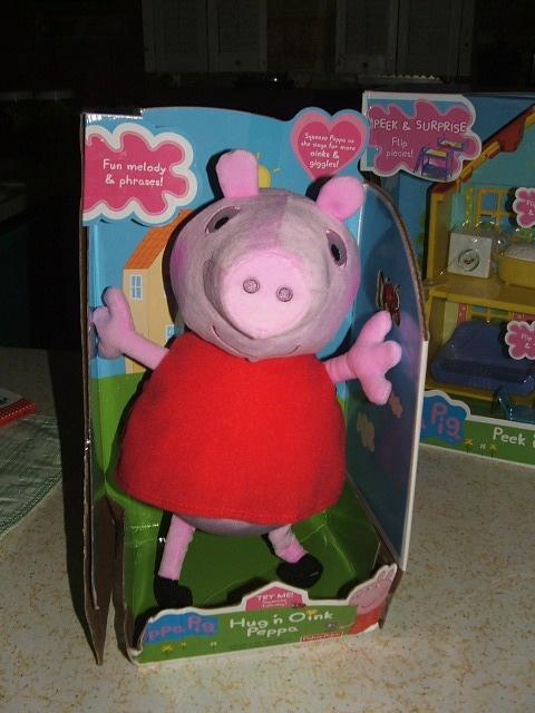Fun with Peppa Pig