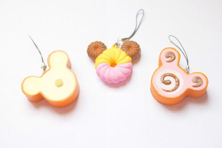 Rare Squishy Wishlist : Rare Mickey Sweets Cafe Squishies Squishy Wishlist Pinterest
