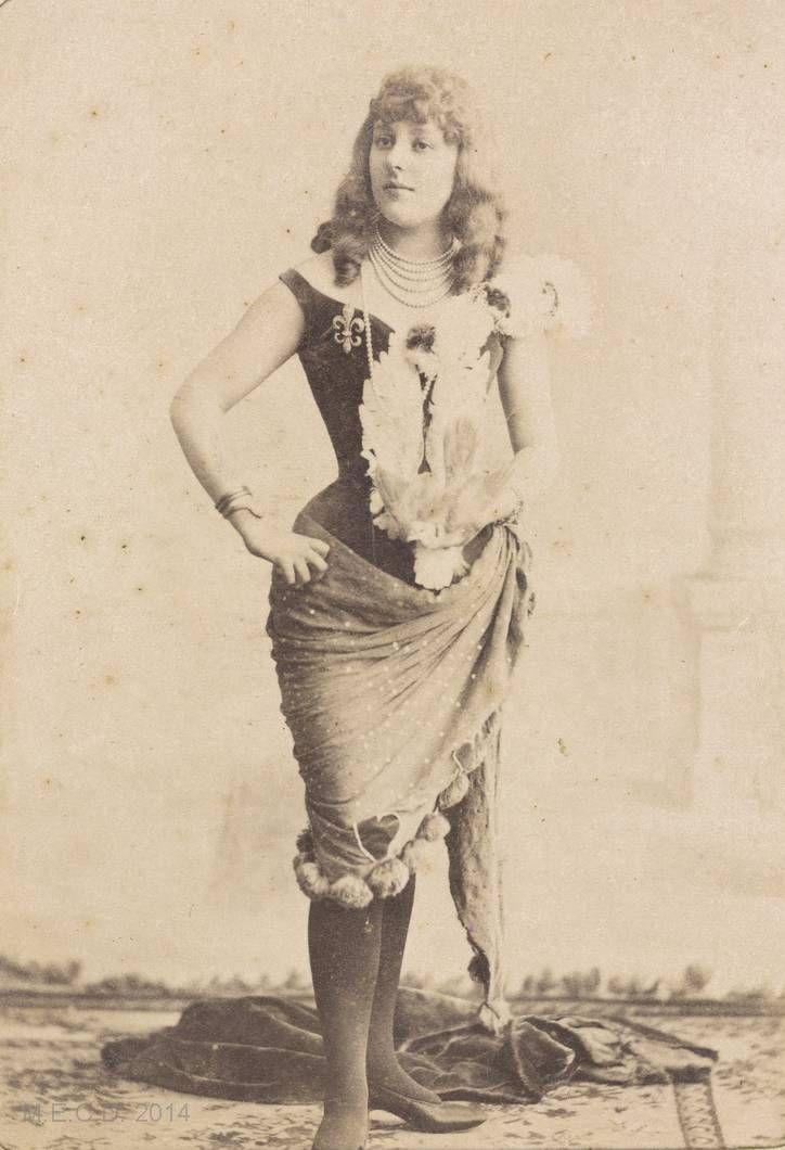 Emilienne D´Alengou, 1842/1911. BPE Pontevedra (BVPB), Public Domain