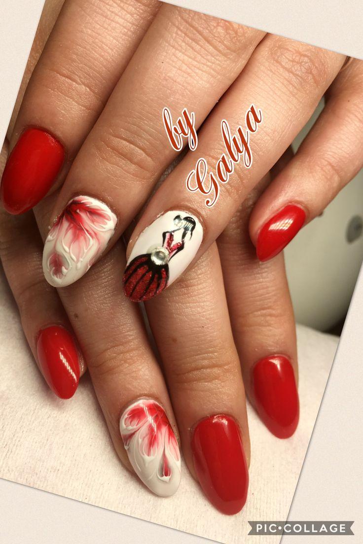 663 best Gorgeous Fashion & Beauty Nail Design images on Pinterest ...