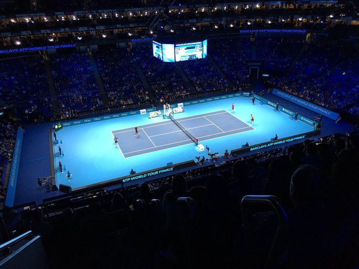 Aggiornamento diretta Murray-Djokovic Finlas Londra. Il primo set della finale che assegna titolo e primo posto nella classifica mondiale ATP, si è chiuso