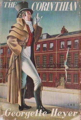 The Corinthian by Georgette Heyer.