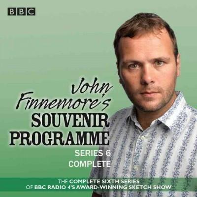 John Finnemore's Souvenir Programme: BBC Radio 4 Comedy Sketch Show