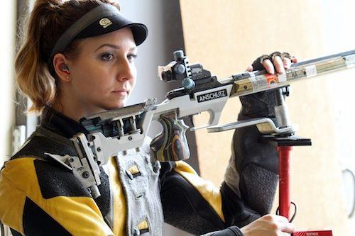 USA Shooting Team Member Profile: Amanda Furrer