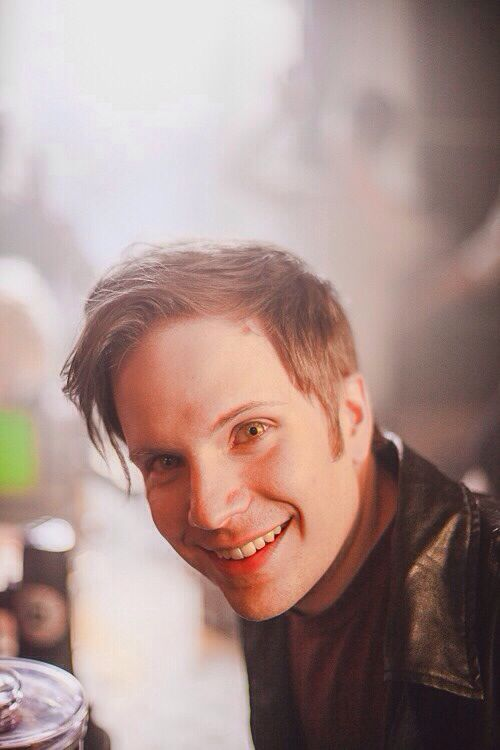 Patrick Stump, adorable | Fall Out Boy | Pinterest ...