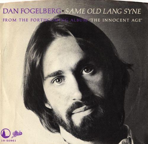 Dan Fogelberg Same Old Lang Syne Us Vinyl 7 Quot Single