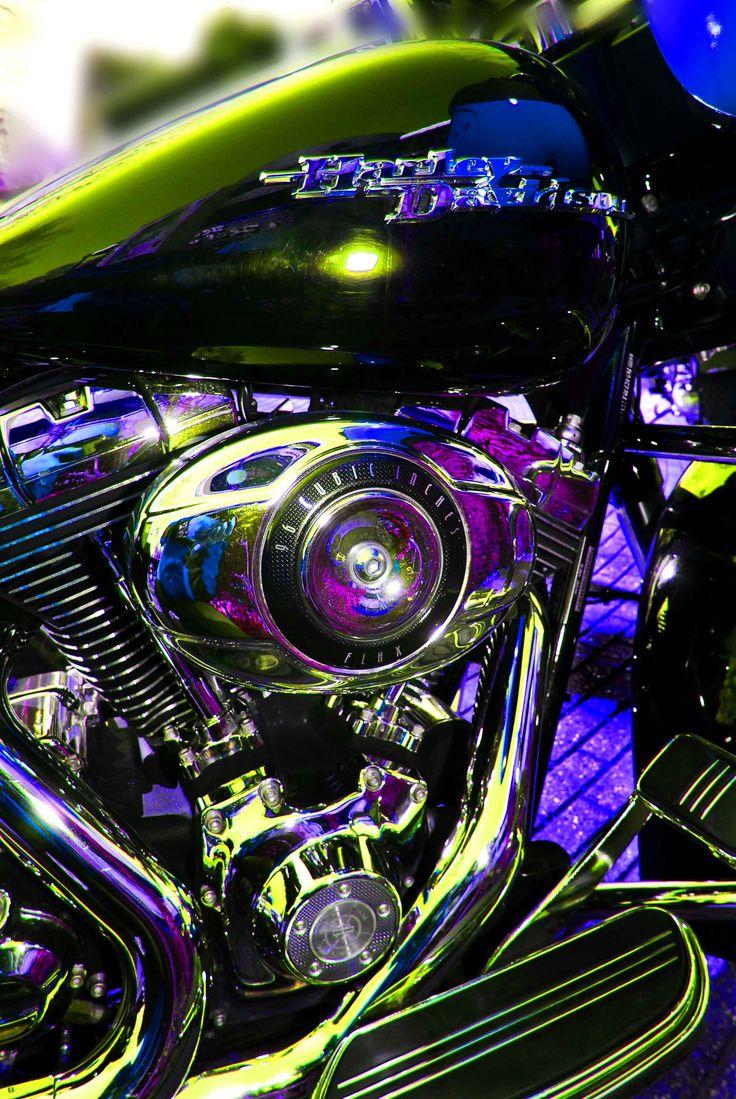 Harley Davidson - Fotograaf Moric van der Meer