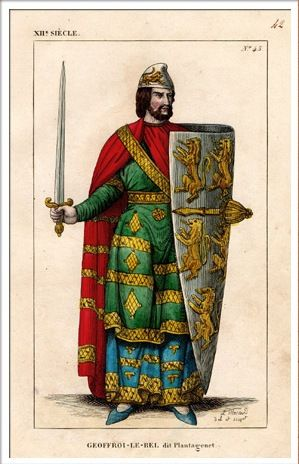 Geoffrey V, Count of Anjou - Simple English Wikipedia, the free encyclopedia