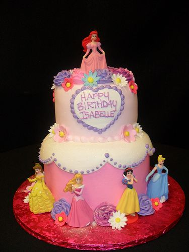disney princesses | par Royalty_Cakes